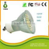 Good look Led Spotlight Price crystal spot light led 3W GU10 AC110V 220V ce rohs gu10 led spotlight