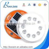 Best-Selling Inflatable multifunctional solar camping tent light,emergency solar camping led light