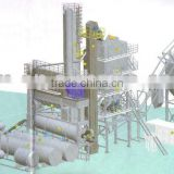 stationary asphalt mixing plant PLB Series
