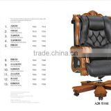 Top grade executive chair office chair specification