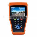 "Cable scan,POE tester, HDMI output UTP Cable tester 4.3"" Touch Screen 800X480 WiFi Optical power meter CCTV Tester(IPC-3400 O)"