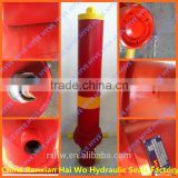 Top quality proper price front end loader hydraulic cylinder for garbage truck tipper truck (HYVE)