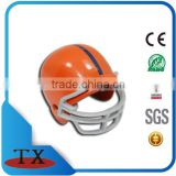 custom american football helmet with logo