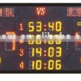 Various sport games football, basketball, soccer, tennis, baseball, hockey ball led electronic scoreboard, hot promotion