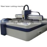 1000w fiber laser cutting machine with carbon steel, stainless steel, mild steel, alloy steel, spring steel, aluminium