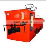 CJY14/6,7,9G overhead line locomotive for underground mine, made in China mining locomotive