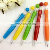 human body shape plastic ball point pen