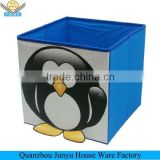 Wholesales foldable toy cartoon storage box for kids                                                                         Quality Choice
