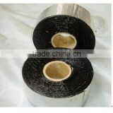 Wide Self-adhesive Polymer Modified Bitumen Pre-pave Polyester Felt Waterproof Membrane (EXSEDE-C)