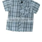 children clothing baby boys shirt with short sleeves