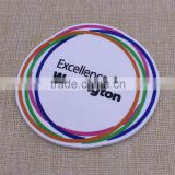 Promotion cheap Customized round pvc cup coaster                                                                         Quality Choice