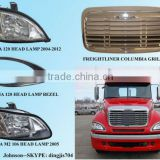 freightliner columbia parts, freightliner columbia headlights parts