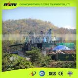 Biomass Gasification Biomass Gasifier with Waste Heating Recycle City Waste Rice Husk