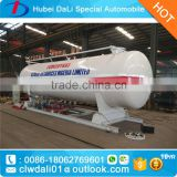20MT LPG storage tank with pump LP Gas tank Filling gas station                                                                                                         Supplier's Choice