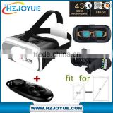 2016 New Hot selling video glasses smart phone VR BOX Virtual Reality 3d vr box