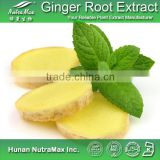 Fresh Ginger Extract,Fresh Ginger Extract Powder,Fresh Ginger Extract Gingerols 5%~50%--NutraMax Supplier