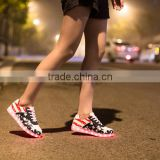 New Design Unisex LED Shoes Sneakers/LED Light Up Kids Running Shoes