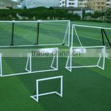 soccer goal do-it-yourself pipe inflatable soap football field with shooting target