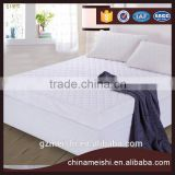 Supper Cheap quilted polyester waterproof mattress protector/mattress cover/mattress pad for hotel /home