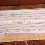 high quality jacquard fabric table mat table runner placemat