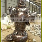 casting bronze Chinese buddha sculpture