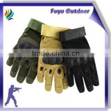 newest Police Airsoft slip resistant Black Tactical Military Gloves|latex goalkeeper gloves