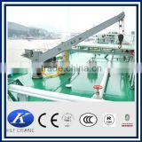 Marine electro-hydraulic deck crane,equipments for shipyards