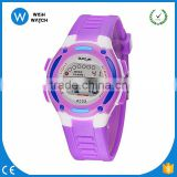 DLW011/Children watch LED Digital Sports Relojes Mujer Boys girls fashion Kids Cartoon Jelly Waterproof Relogio Feminino 2016