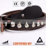 Wholesale Adjustable Peted Leather Dog Training Collar                                                                         Quality Choice                                                     Most Popular