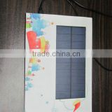 2013 new utility solar advertising board charger for mobile devices by China manufacturer