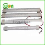 6V 4000mAh NICD Battery Pack D size 34615 NICD Rechargeable Battery Pack for Emergency light