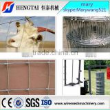 Manufactorer Automatic Grassland Fence Machine Farm Fencing Equipment For Deer/Sheep/Cattle