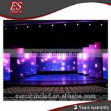 Indoor advertising P4.81 led display screen full color SMD 3 in 1 for hotel sign