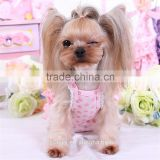 Cute Soft Cotton Pet Diapers Wraps for Female Dog