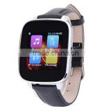heart rate bluetooth 4.0 chest strap Smart Watch 1.54inch IPS 3D HD screen MTK2502