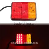 30 LED tail Light Lamp tail light for Truck Bus Van Truck Trailer Stop Rear Tail Indicator Car Accessories