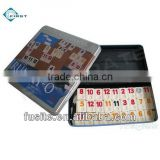 Rummy Game Set in Tin Box