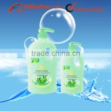 Antibacterial aloe bath shower gel and body wash for whole family