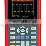 Handheld Digital Storage Oscilloscope, 25MHz Bandwidth, Dual Channel, 250MS/s Sample Rate, USB Communication, UTD1025DL