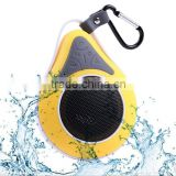Innovative Swimming Pool Bluetooth Speaker floating on water, Waterproof Bluetooth Speaker with hands-free calls