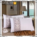 China supplier wholesale 100% cotton luxury hotel and home use pillow