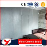 High density fiber cement board for wall