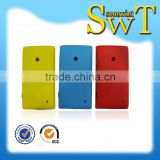 wholesale back battery cover for nokia lumia 520 with side button in alibaba