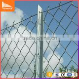 Round post for 32mm post cyclone wire fence wholesale chain link fence with post