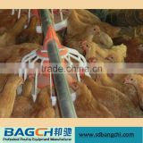 Complete Controlled Poultry Shed Farm Machinery For Chicken Farm