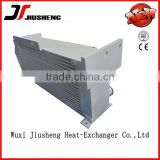 Vacuum Brazed Aluminum Plate -bar radiator core assembly machine /water cooler/water heat exchanger