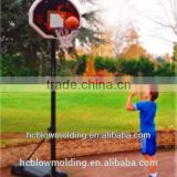 Hot sale adjustable plastic basketball stand and base Basketball frame plate