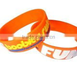 Stylish boys bangles and bracelets girls friendship silicone rubber bracelet charms