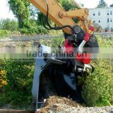 0.6m3 360 Degree Rotating Excavator Bucket