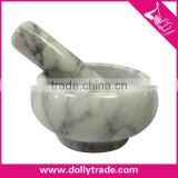Stone Kitchen Grinding Tool/Granite Pestle and Mortar/ Stone Spice Herb Crusher Grinder Set
